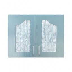 Купить Дверь 'Столлайн' Двери Флауэ СТЛ.093.16 шелк бирюза