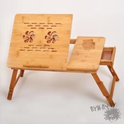 Купить Портативный столик для ноутбука (бамбук)
