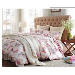 Купить 2 х спальное постельное белье Сатин С170-2 Valtery