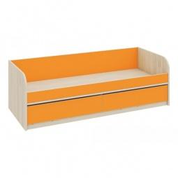 Купить Кровать 'Мебель Трия' Аватар СМ-201.03.001 каттхилт/манго