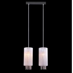 фото Подвесной светильник Eurosvet 1188 1188/2 хром Eurosvet