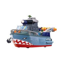 Купить Военный корабль (со светом и звуком)