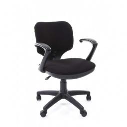 Купить Кресло компьютерное 'Chairman' Chairman 345 черный/черный