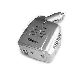 Купить Автомобильный инвертор 12/220V IN-75W