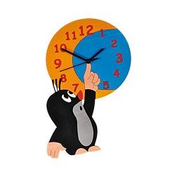 Купить Часы настенные КРОТ И МЕСЯЦ