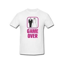 Купить Футболка *GAME OVER* мужская
