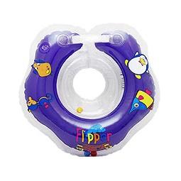 Купить Надувной круг на шею FLIPPER музыкальный