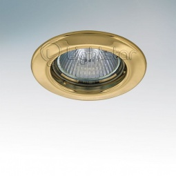 фото Встраиваемый светильник Lightstar Teso 011072 Lightstar