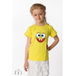 Купить Детская футболка «Губка Боб (2)»