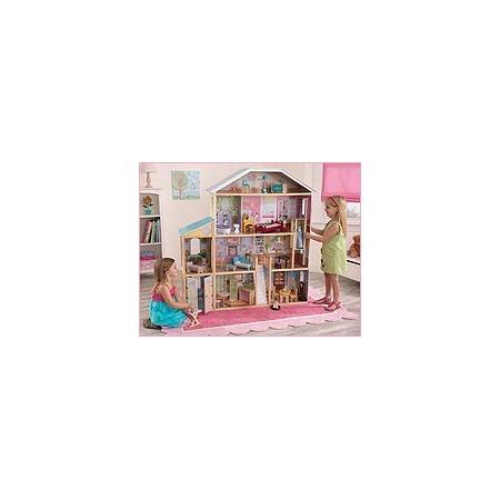 Купить Кукольный домик для Барби ВЕЛИКОЛЕПНЫЙ ОСОБНЯК