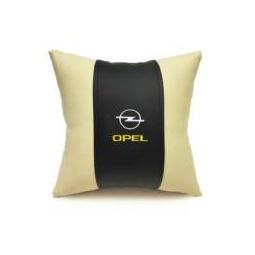 Купить Автомобильная подушка из эко-кожи OPEL