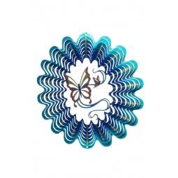 Купить Ветряной спиннер Бабочка 25см