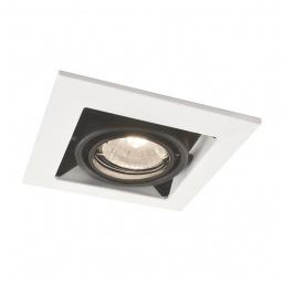 фото Встраиваемый светильник Arte Lamp Technika A5941PL-1WH Arte Lamp