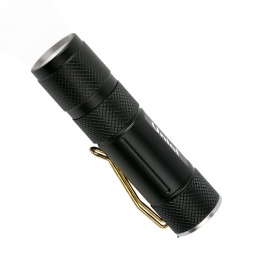 фото Фонарь (04782) Uniel Standart «Pocket telescope light - 1 max» S-LD020-C Black Uniel
