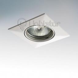 фото Встраиваемый светильник Lightstar Lega 011030 Lightstar