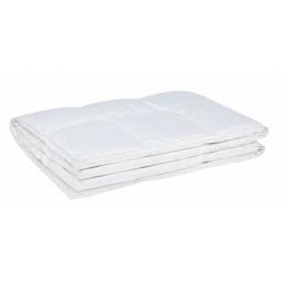 Купить Одеяло пуховое кассетное Камилла в сатине 200х220 см 200(17)03-ЭБ  Легкие Сны