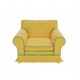 """Купить Большое желтое кресло """"Provance"""""""