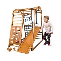 Купить Детский спортивный  комплекс для дома BABYWOOD