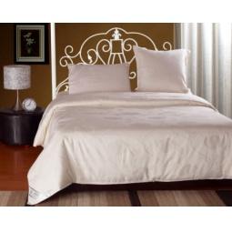 Купить Шелковое одеяло Хлопок шелк всесезонное Евро 54127 YiLiXin/Иликсин
