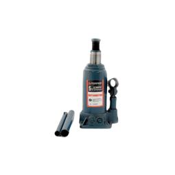 Купить Домкрат бутылочный FORSAGE 90504, 5т с клапаном (h min 190мм, h max 355мм)