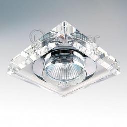 фото Встраиваемый светильник Lightstar Solo 002050 Lightstar