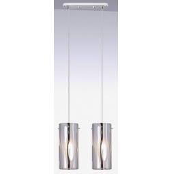 фото Подвесной светильник Eurosvet 1575 1575/2 хром Eurosvet