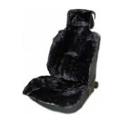 Меховые чехлы из натурального меха AUSKIN черная