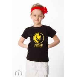 Купить Детская футболка «Pitbull syndicate»