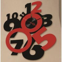 Купить Часы-наклейка 1*AА батарея (в комплект не входит), NL29