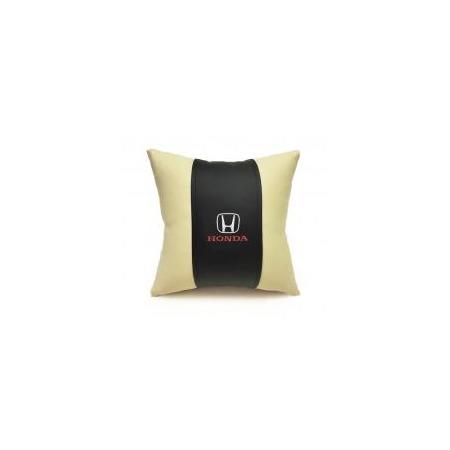 Купить Автомобильная подушка из эко-кожи HONDA