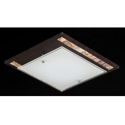 фото Потолочный светильник Maytoni Geometry 11 Wenge CL810-01-R Maytoni
