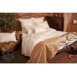 фото Постельное белье Жаккард 1,5 спальное MILKY RIVER 22018 Каригуз