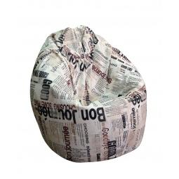 Купить Кресло-Груша Газета