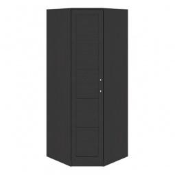 фото Шкаф платяной угловой 'Мебель Трия' Токио СМ-131.09.001 венге цаво/венге цаво/венге цаво