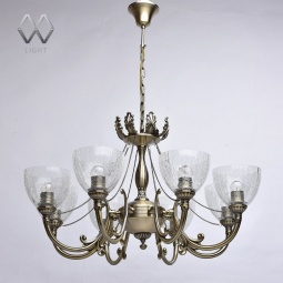 фото Подвесная люстра MW-Light Аманда 481011608 MW-Light