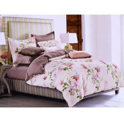 фото Постельное белье Сатин 1,5 спальный С188-1 Valtery