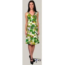 Купить Трикотажное платье  арт. 6-21