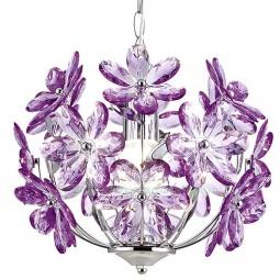 фото Подвесной светильник Globo Purple 5143 Globo