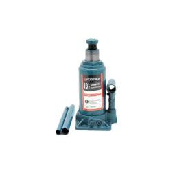 Купить Домкрат бутылочный FORSAGE 91004, 10т с клапаном (h min 210мм, h max 395мм)