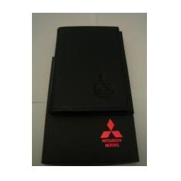 Купить Бумажник водителя Mitsubishi