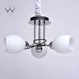 фото Потолочная люстра MW-Light Альфа 324013503 MW-Light
