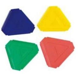 Купить Скребок для снега треугольный