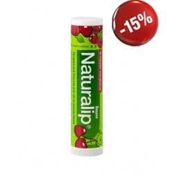 Купить Натуральный бальзам для губ со вкусом вишни, Naturalip, 4,25 г.