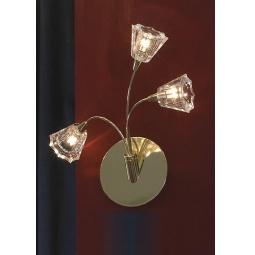 фото Настенный светильник Lussole Caserta LSC-3011-03 Lussole