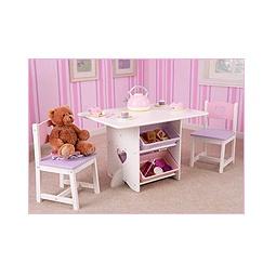 Купить Набор детской мебели СЕРДЕЧКО