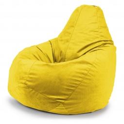 """Купить Кресло мешок """"Vellut Yellow"""" XL"""