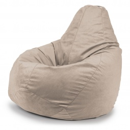 "Купить Кресло мешок ""Vellut Beige"" XL"
