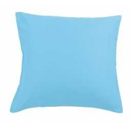 Купить Комплект наволочек из 2 шт сатин 70*70 см NC-14 голубой 41226 Valtery