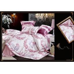 фото Постельное белье Гобелен с Вышивкой Семейный D147-4 СайлиД