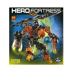 Купить Робот-конструктор ROTOR, 141 деталь